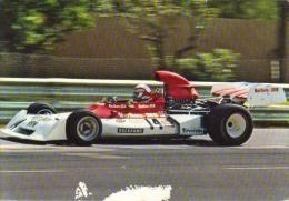 BRM P160B  -  Clay Regazzoni  -  1972  -  CP - Grand Prix / F1