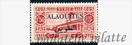 -Alaouites 28a** Surcharge Noire - Alaouites (1923-1930)