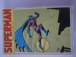 SUPERMAN Album N° 15 C'est Superman Et Batman Et Robin - Superman
