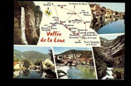 Carte Postale 25 VALLEE DE LA LOUE - France