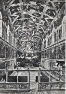 Vatican - Sixtine Chapel - ( Michael-Angelo )  B-2994 - Vatican