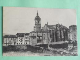 FONTARABIE - L'Eglise - Guipúzcoa (San Sebastián)