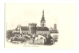 Cp, 16, Angoulême, Rue Marengo - Angouleme