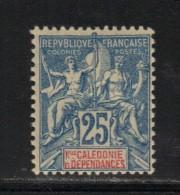 NOUVELLE CALEDONIE N° 62 * - Nouvelle-Calédonie