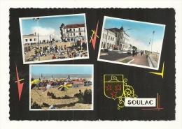 Cp, 33, Soulac-sur-Mer, Multi-Vues - Soulac-sur-Mer