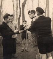 PHOTO 7 - VINCENNES - Scouts / Remise De La Hache - Scoutisme