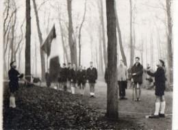 PHOTO 10 - VINCENNES - Scouts / Départ Routier L´envoi Des Couleurs - Scoutisme