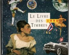 Le Livre Des Timbres Année 1995 à 2013 Soit 19 Albums( Avec Leurs Timbres). - Francobolli