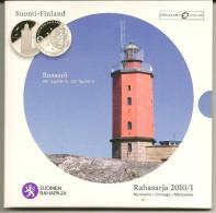 Coffret  Annuel  I   BU Finlande 2010 - Finnland