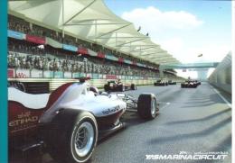Abu Dhabi Grand Prix 2009  -  Yas Marina Circuit  -  CP - Grand Prix / F1