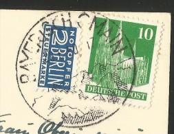 MORDAU ALM Watzmann Mordaualm Ramsau Bad Reichenhall 1950 - Bad Reichenhall