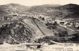 La Grave ; Le Pont Sur La Romanche - France