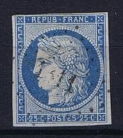France Yv. Nr 4 Obl/used GC 1311 Docelles - 1849-1850 Cérès