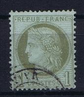 France Yv. Nr 50  Obl/used - 1871-1875 Cérès