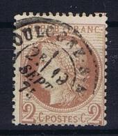 France Yv. Nr 51 Obl/used - 1871-1875 Ceres