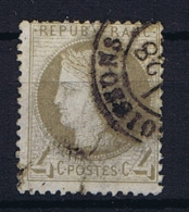 France Yv. Nr 52 Obl/used - 1871-1875 Cérès