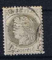 France Yv. Nr 52 Obl/used - 1871-1875 Ceres