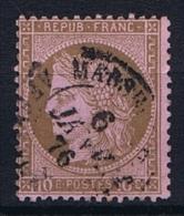 France Yv. Nr 54 Obl/used - 1871-1875 Ceres