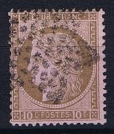 France Yv. Nr 54 Obl/used - 1871-1875 Cérès