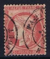 France Yv. Nr 57 Obl/used - 1871-1875 Cérès