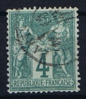 France Yv. Nr 63 Obl/used Type I, Mi 58 - 1876-1878 Sage (Type I)