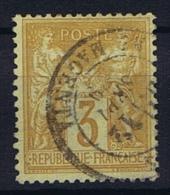 France Yv. Nr 86 Obl/used Type II - 1876-1898 Sage (Type II)