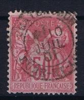 France Yv. Nr 104 Obl/used Type III - 1898-1900 Sage (Type III)