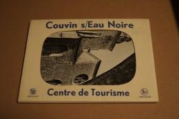 Carnet De 9 Cartes Couvin S/Eau Noire - Centre Touristique - Falaise, Panorama, Calvaire, Eau Noire,.. - Nels - Livres