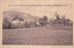 Am - Cpa Environs De Monestier De Clermont - Le Village De ROISSARD - Otros Municipios