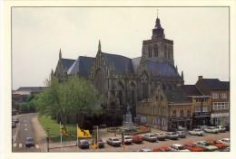 POPERINGE - St. Bertinuskerk - 2 Scans - Poperinge