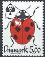 DENEMARKEN 1998 Lieveheerbeestje  PF-MNH-NEUF - Neufs