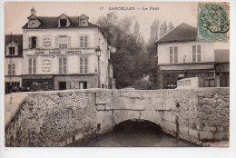 REF 169 : CPA 2 Scans 95 SARCELLES Le Pont - Sarcelles
