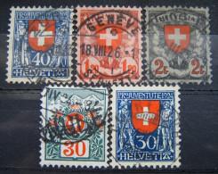 Alte Marken Schweiz Ab 1923                                (X53) - Schweiz