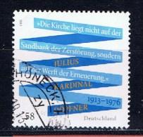 D Deutschland 2013 Mi 3026 Kardinal Döpfner - [7] Federal Republic