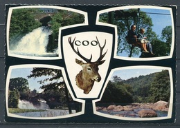Coo / Mehrbildkarte - Gel. 1971 - 1538   Carte Vue LEU   Ets. Lander Eupen - Stavelot