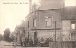 Echauffour (61)  Rue De La Gare - France