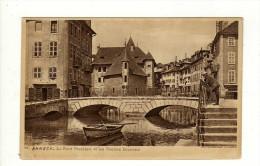 Cpa N° 44 ANNECY Le Pont Perrière Et Les Vieilles Prisons - Chamonix-Mont-Blanc