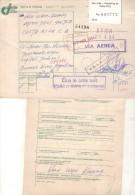 BOLETIN DE EXPEDICION CORTEL CORREOS Y TELEGRAFOS DE COSTA RICA HSU WEN KUANG SE LO ENVIA A FUAN HU HSIUNG EN ABRIL DE - Costa Rica