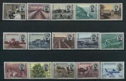 1965 Etiopia, Serie Ordinaria Con Posta Aerea , Serie Completa Nuova (**) - Etiopia