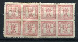 17459) MECKLENBURG-SCHWERIN Paar # 5 Gefalzt Aus 1864, 180.- € - Mecklenburg-Schwerin