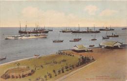 ¤¤  -  YEMEN  -  ADEN  -  Steamer Point  -  The InnerHarbour And Landing Pior   -  ¤¤ - Yémen
