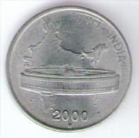 INDIA 50 PAISE 2000 - India