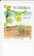 Namibië 1270 II***  Herstelling Foutdruk Cat 1.10 Euro - Namibie (1990- ...)