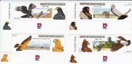 Namibië 1300/1303***  Roofvogels(birds,oiseaux) Cat 6.80 Euro - Nigeria (1961-...)