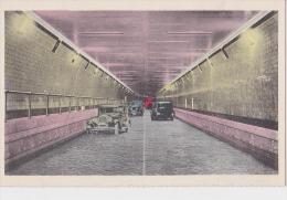 ANTWERPEN TUNNEL VOOR VOERTUIGEN ONDER DE SCHELDE - Antwerpen