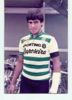 Carlos MARTA, Tour De France 1984. 2 Scans. Equipe Sporting Raposeira 1984 - Cyclisme