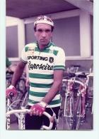 Benedito FERREIRA, Tour De France 1984. 2 Scans. Equipe Sporting Raposeira 1984 - Cyclisme