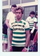 Eduardo CORREIA, Tour De France 1984. 2 Scans. Equipe Sporting Raposeira 1984 - Cyclisme