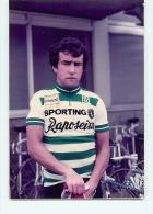 José XAVIER, Tour De France 1984. 2 Scans. Equipe Sporting Raposeira 1984 - Cyclisme