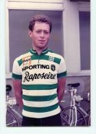 Paulo FERREIRA, Tour De France 1984. 2 Scans. Equipe Sporting Raposeira 1984 - Cyclisme